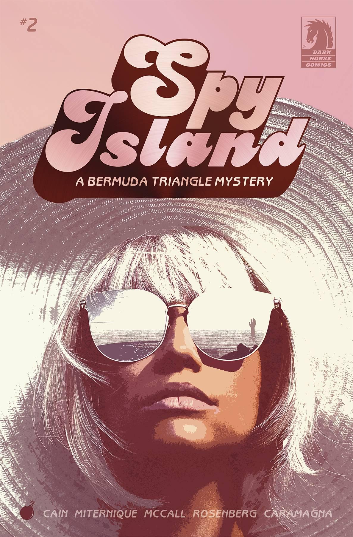 Spy Island #2 (2020)