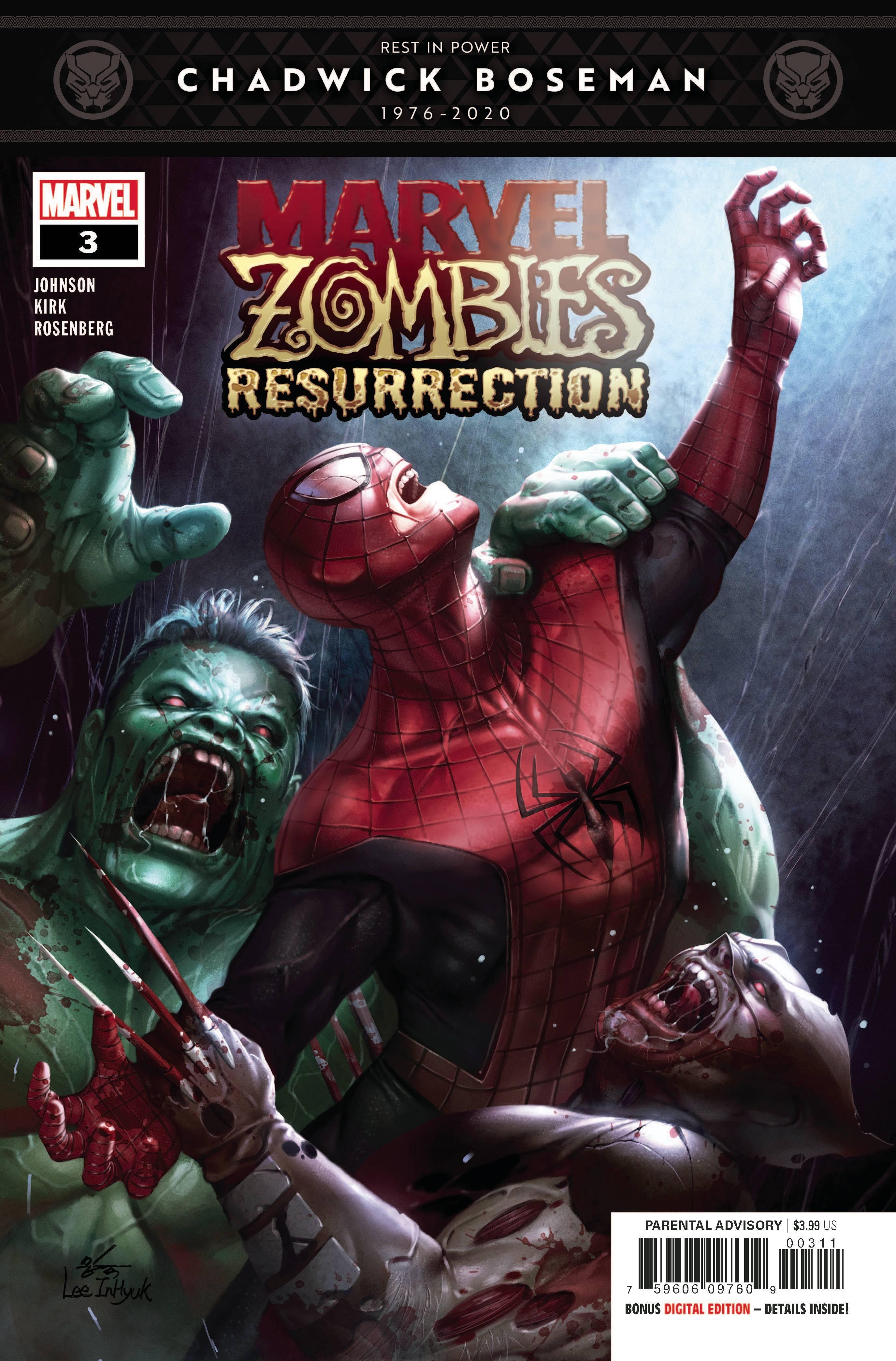 Marvel Zombies: Resurrection #3 (2020)