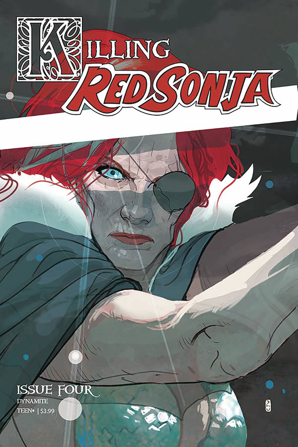 Killing Red Sonja #4 (2020)