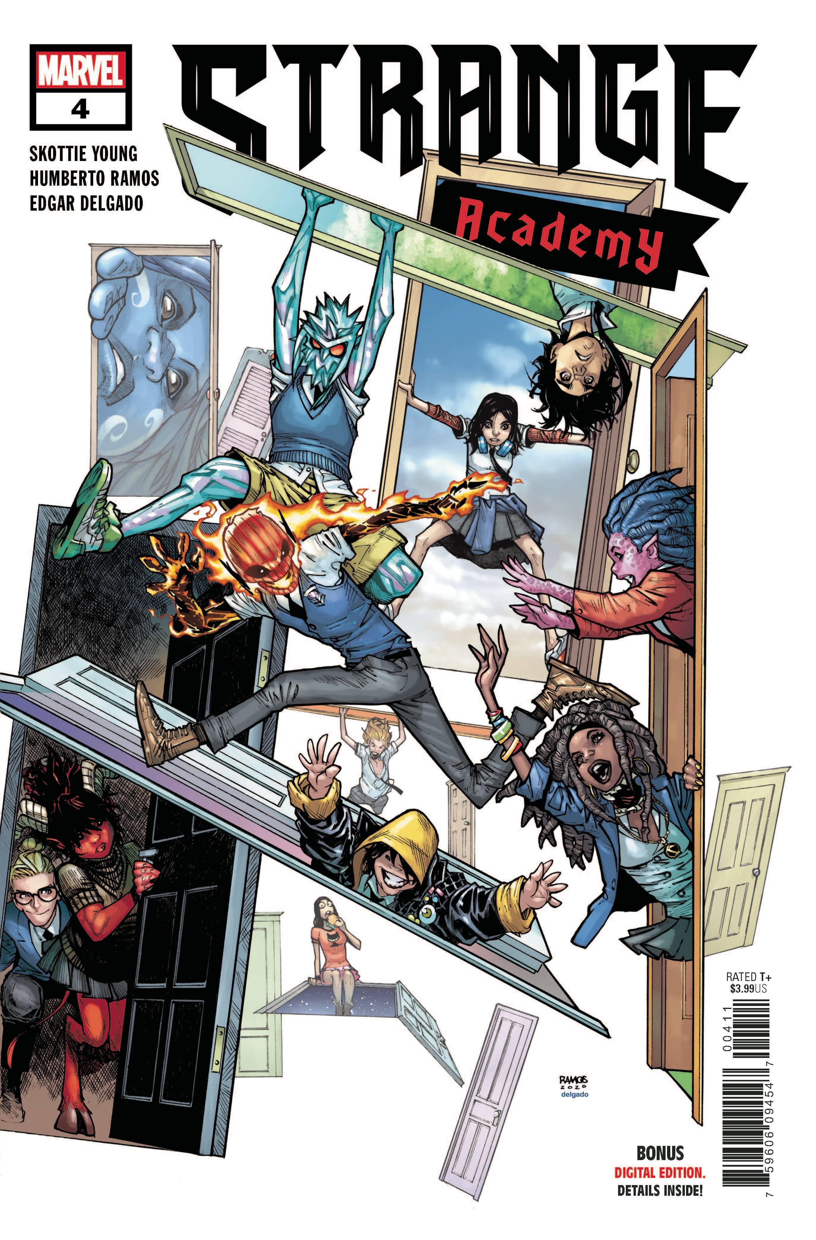 Strange Academy #4 (2020)
