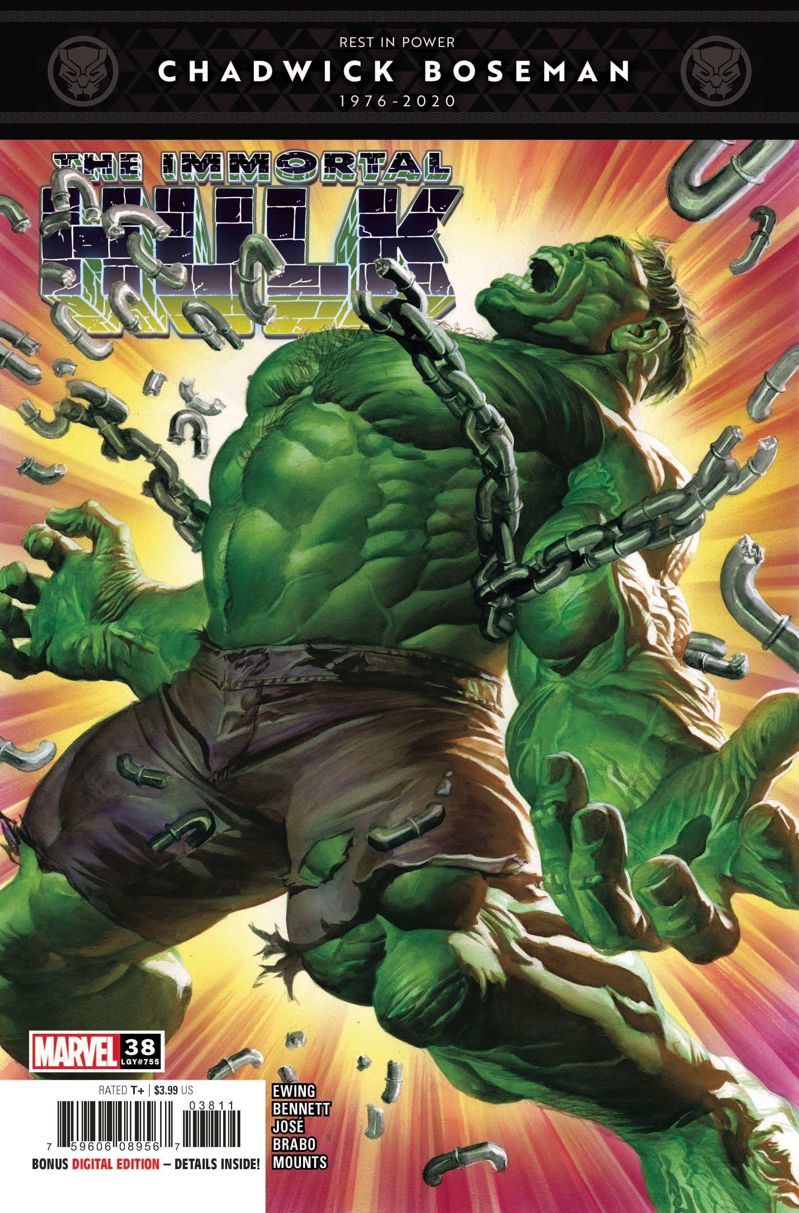 The Immortal Hulk #38 (2020)