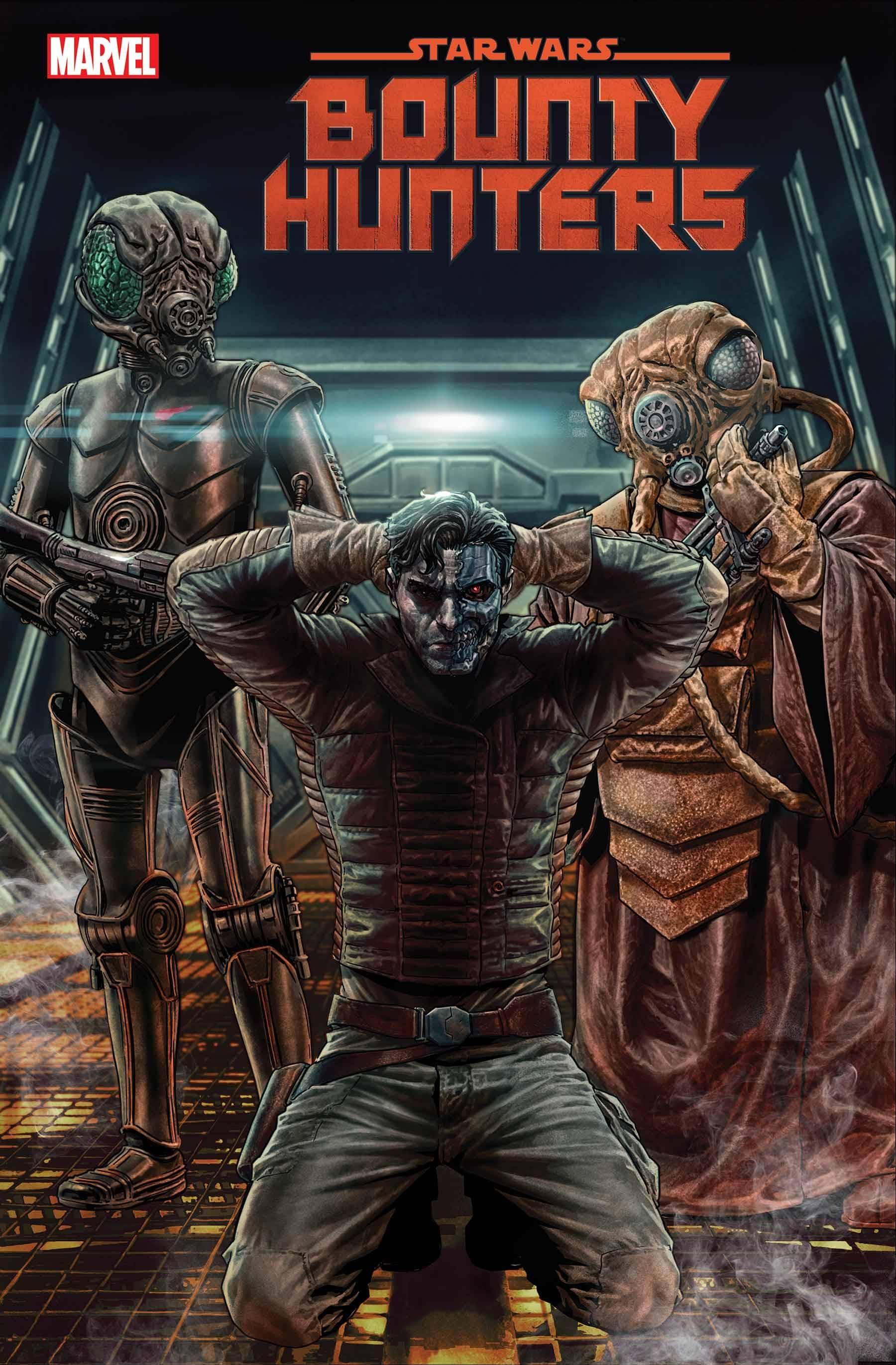 Star Wars: Bounty Hunters #6 (2020)