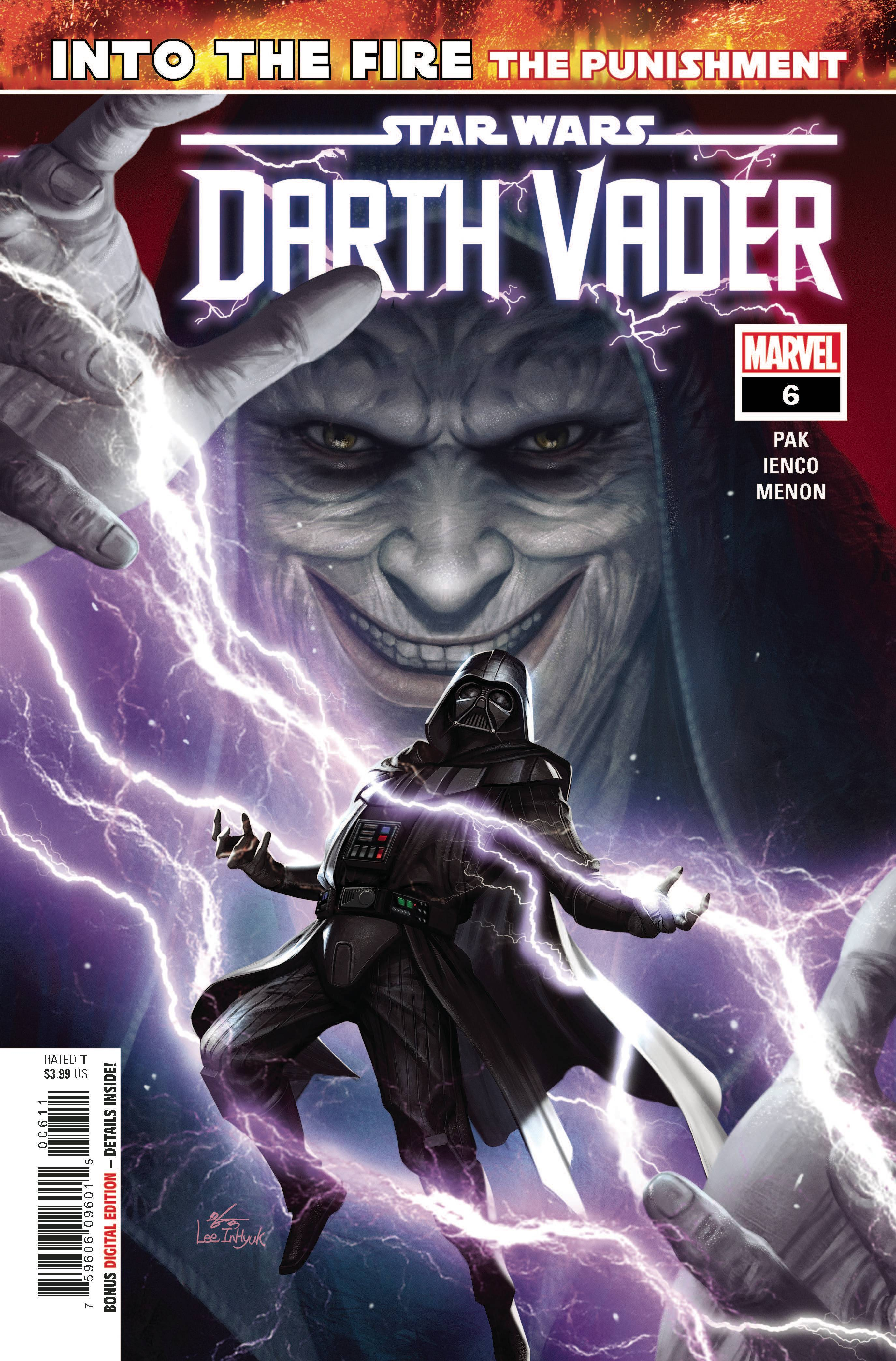 Star Wars: Darth Vader #6 (2020)
