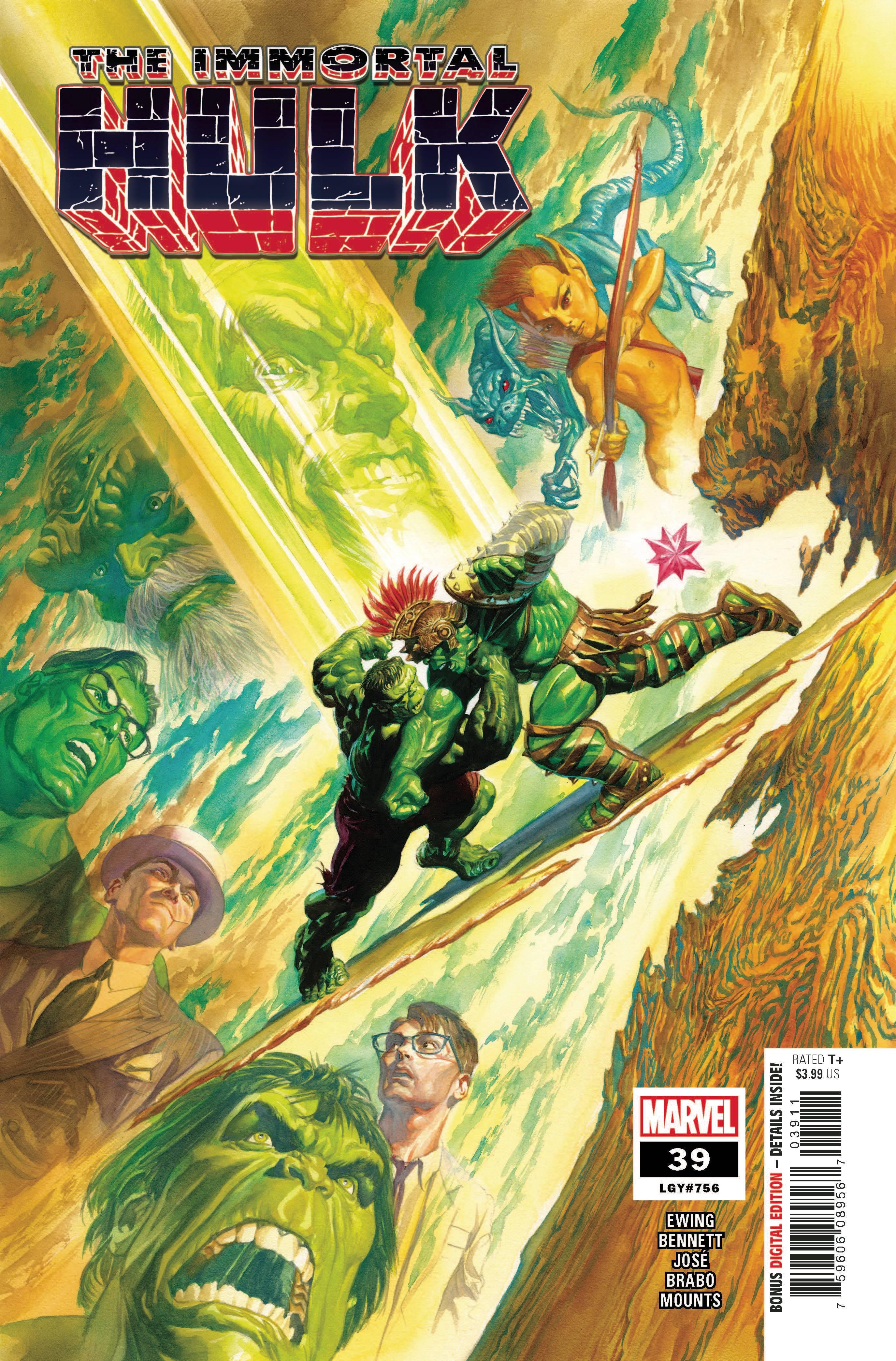 The Immortal Hulk #39 (2020)