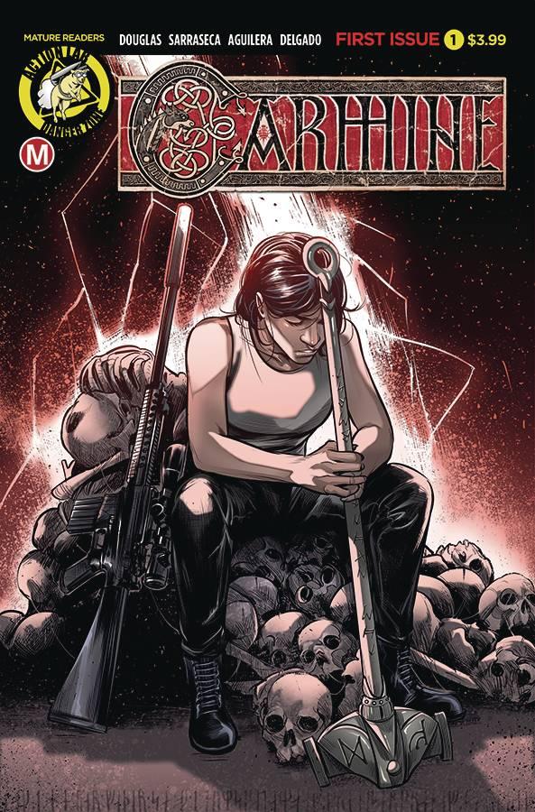 Carmine #1 (2020)
