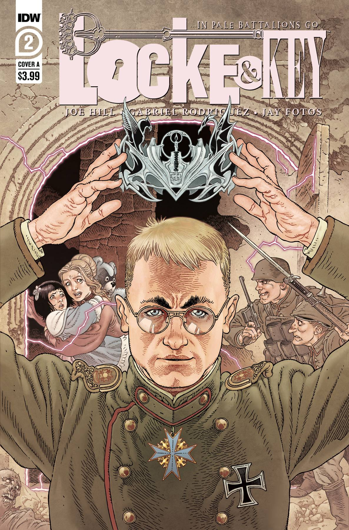 Locke & Key: In Pale Battalions Go #2 (2020)