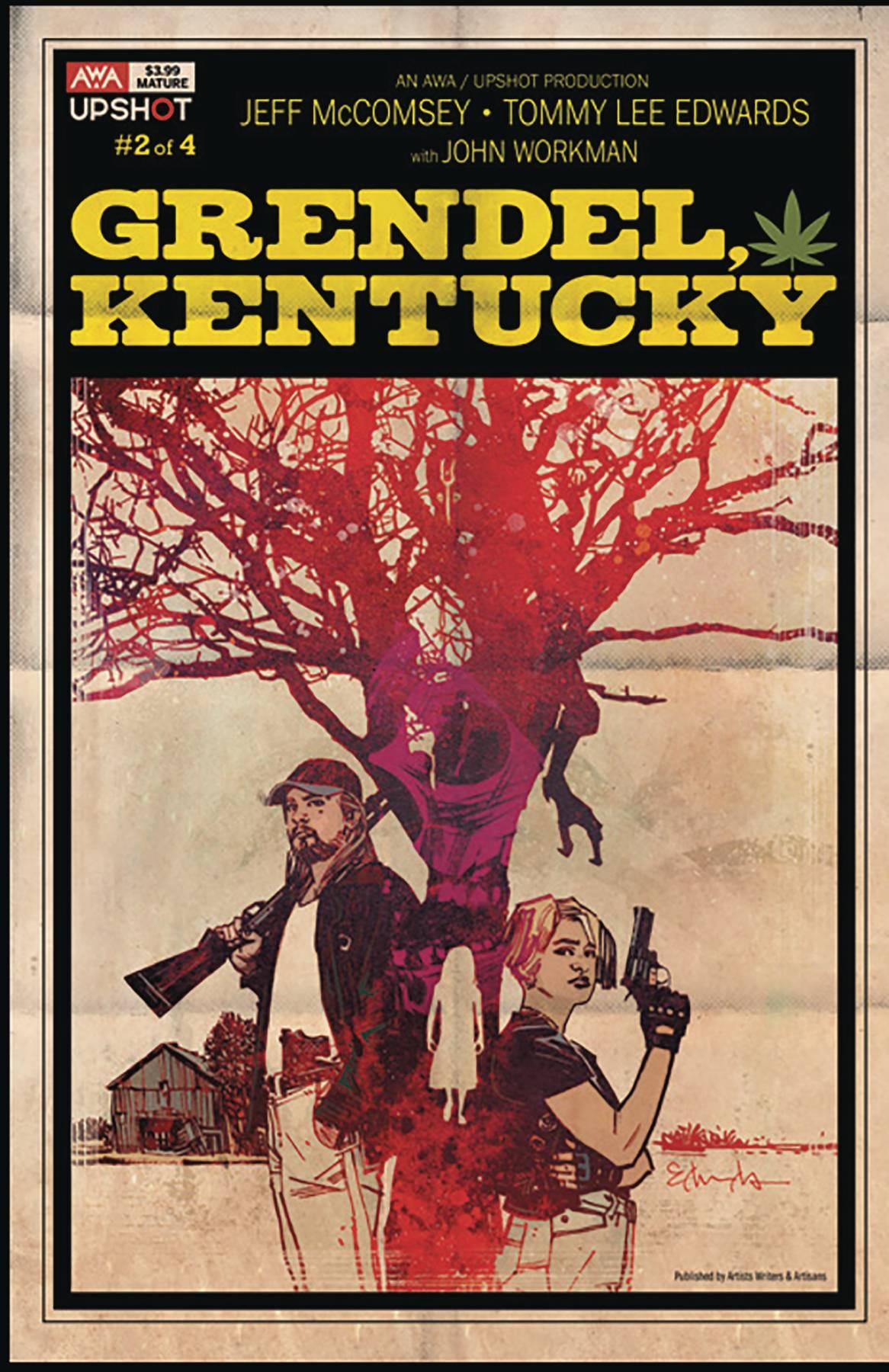 Grendel Kentucky #2 (2020)