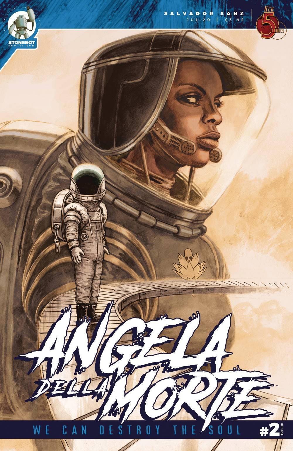 Angela Della Morte Vol 2 #2 (2020)