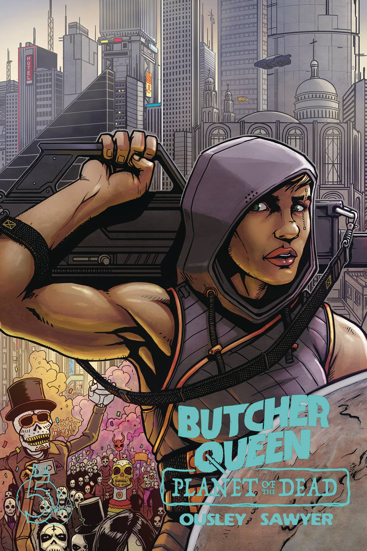Butcher Queen: Planet Of The Dead #1