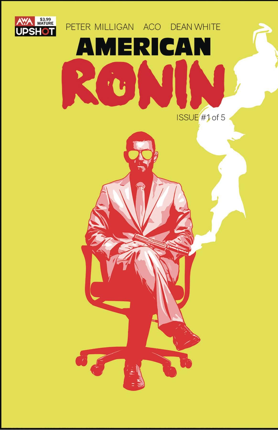 American Ronin #1 (2020)