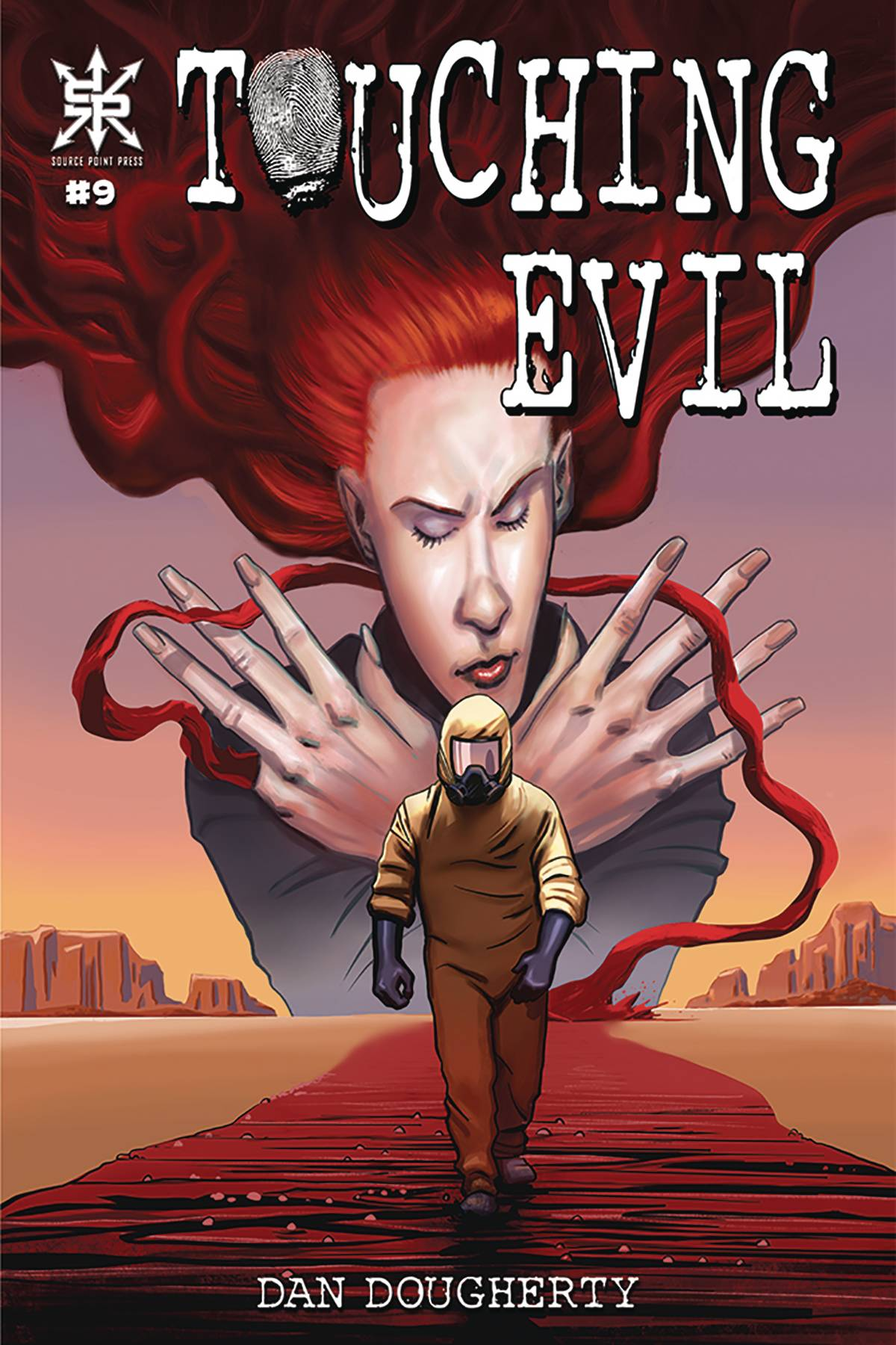 Touching Evil #9 (2020)