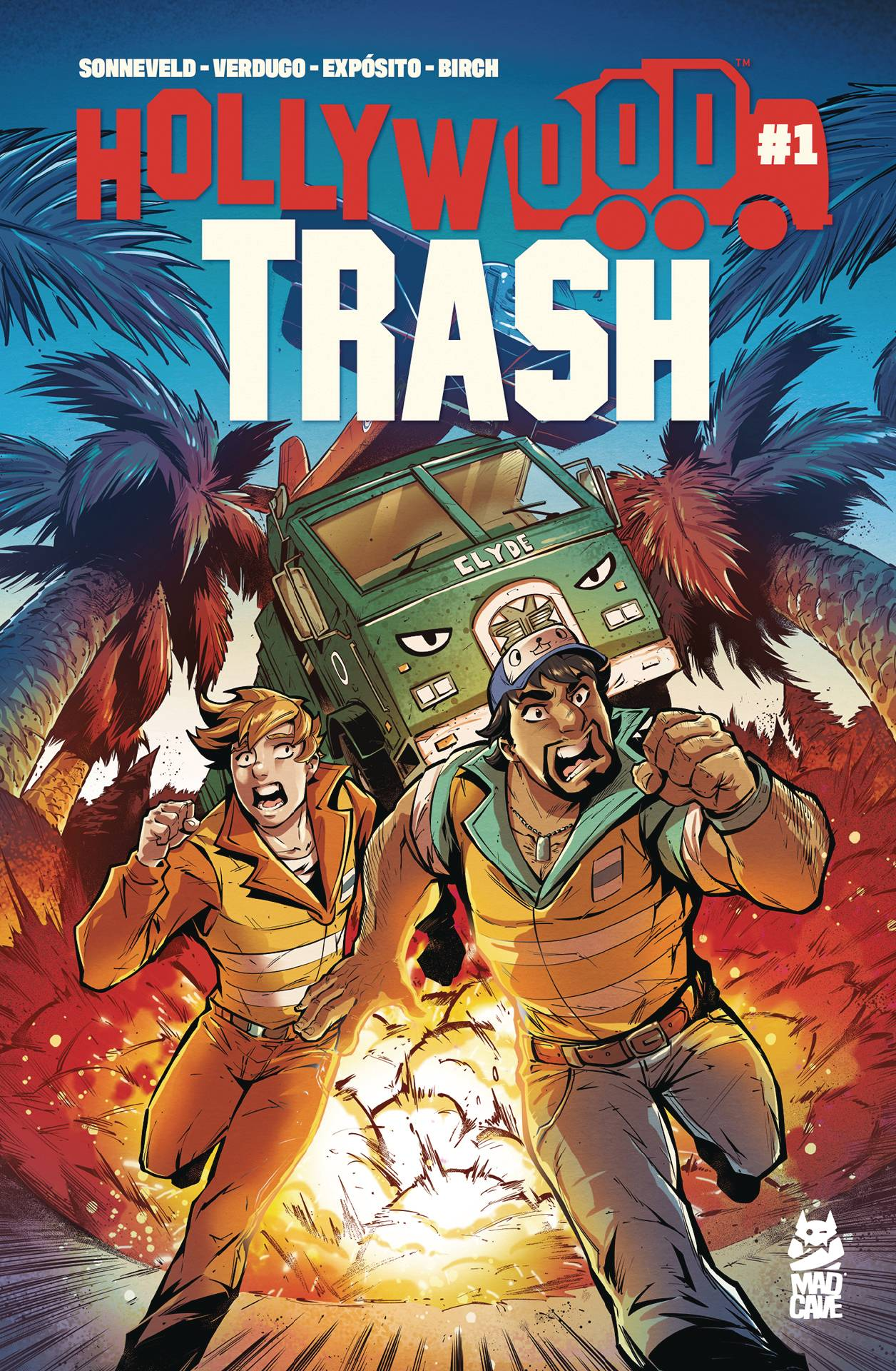 Hollywood Trash #1 (2020)