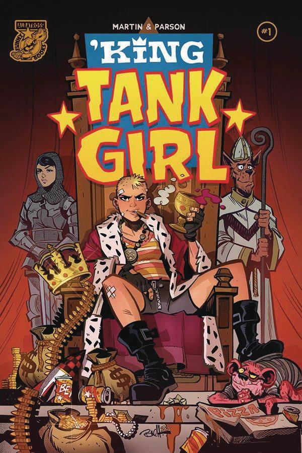King Tank Girl #1 (2020)