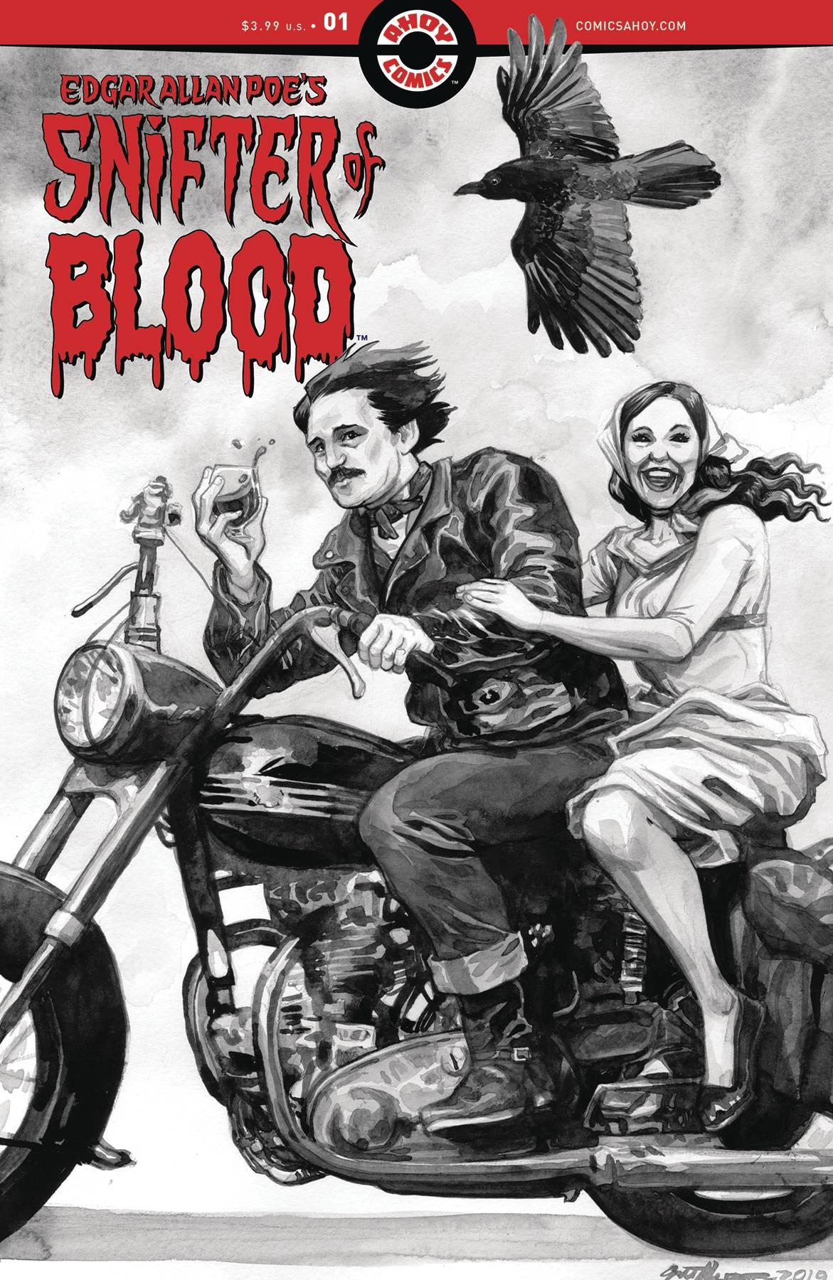 Edgar Allan Poe`s Snifter Of Blood #1 (2020)