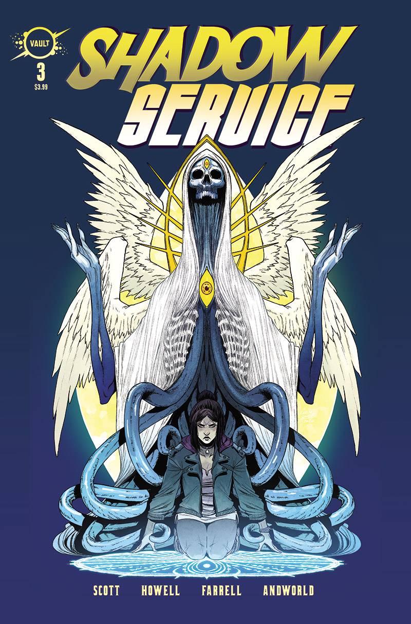 Shadow Service #3 (2020)