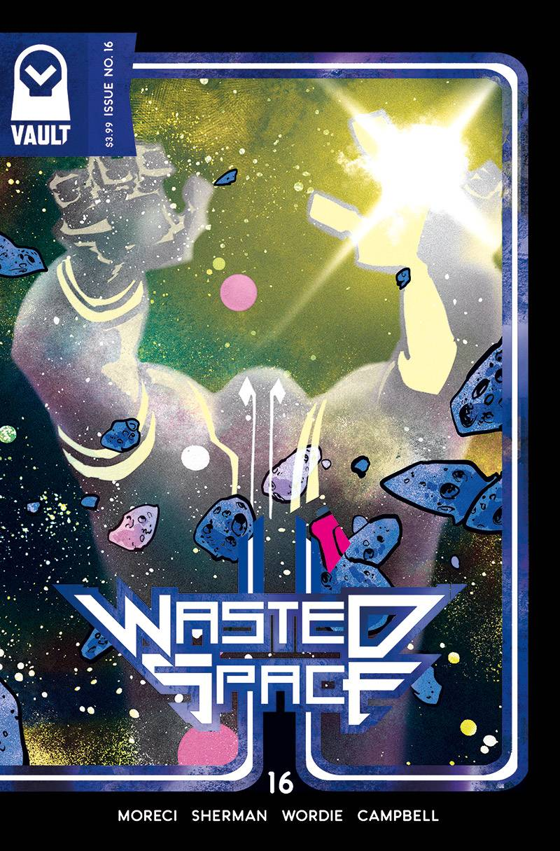 Wasted Space #16 (2020)