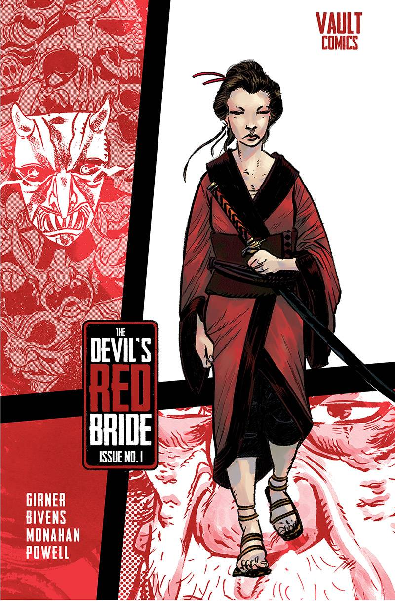 The Devil's Red Bride #1 (2020)