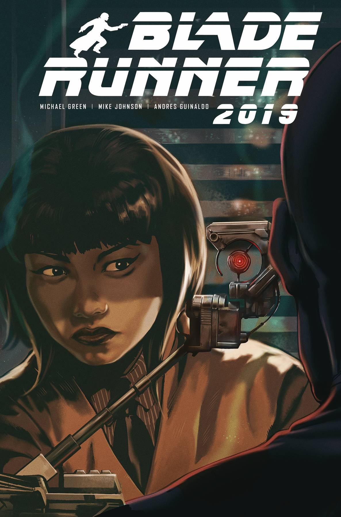 Blade Runner 2019 #11 (2020)