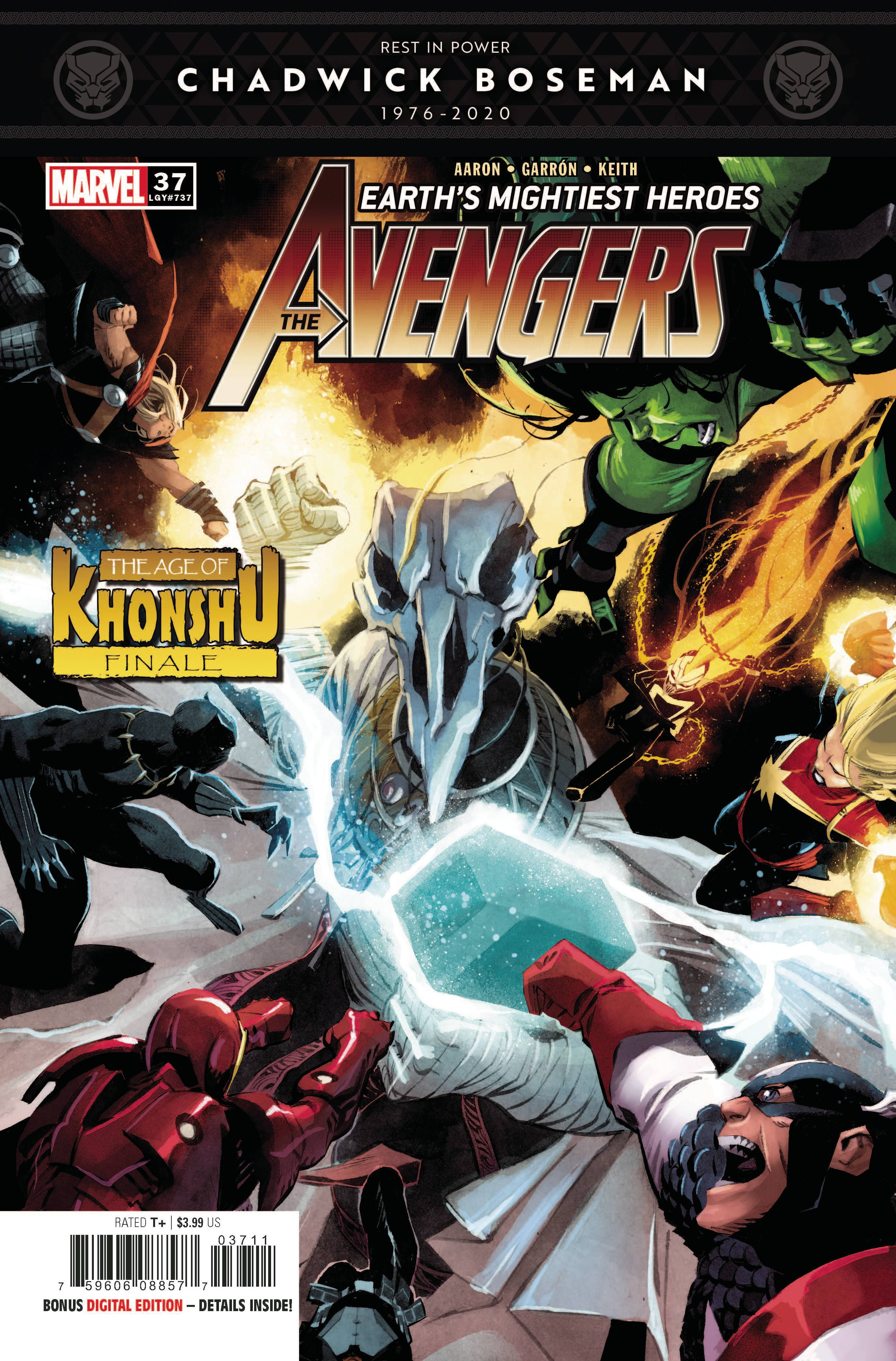 Avengers: Earth's Mightiest Heroes #37 (2020)