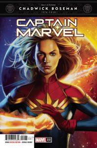 Captain Marvel #22 (2020)