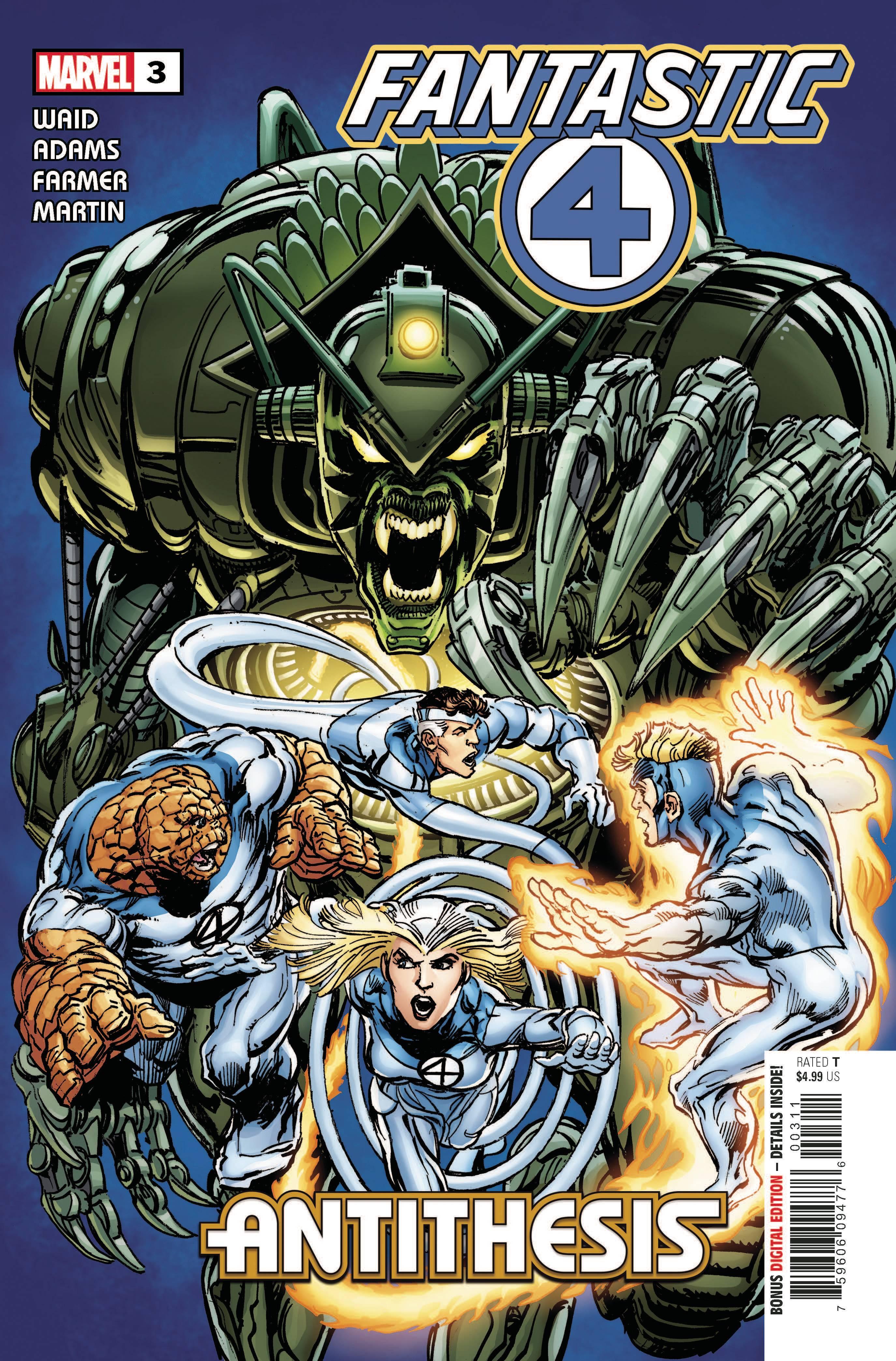 Fantastic Four: Antithesis #3 (2020)
