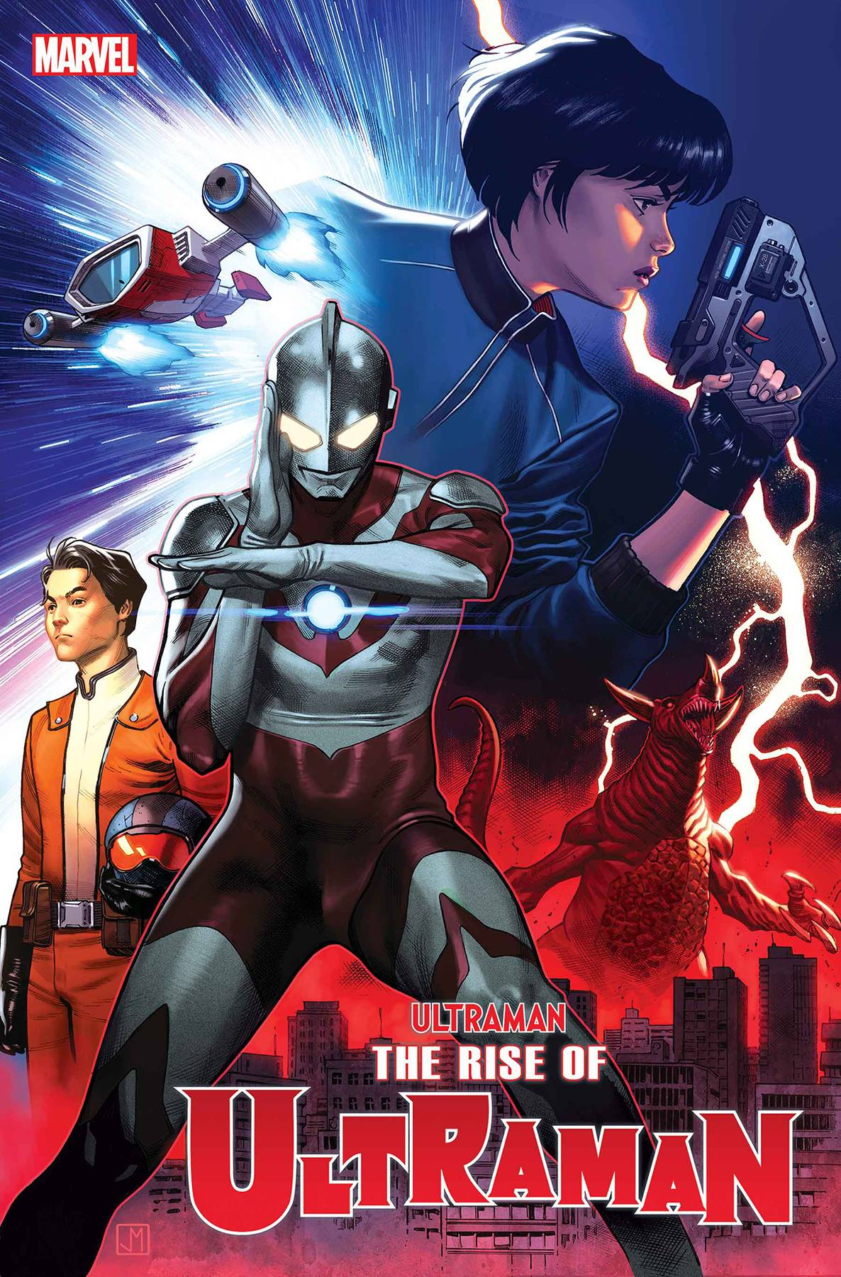 The Rise Of Ultraman #2 (2020)