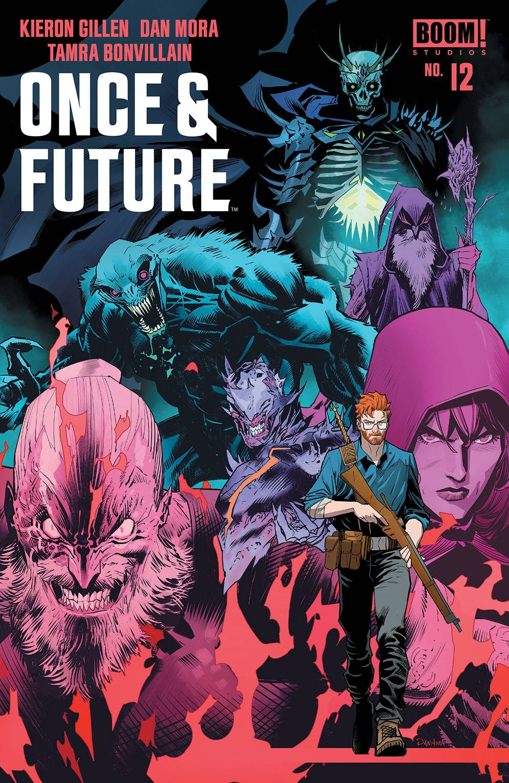 Once & Future #12 (2020)