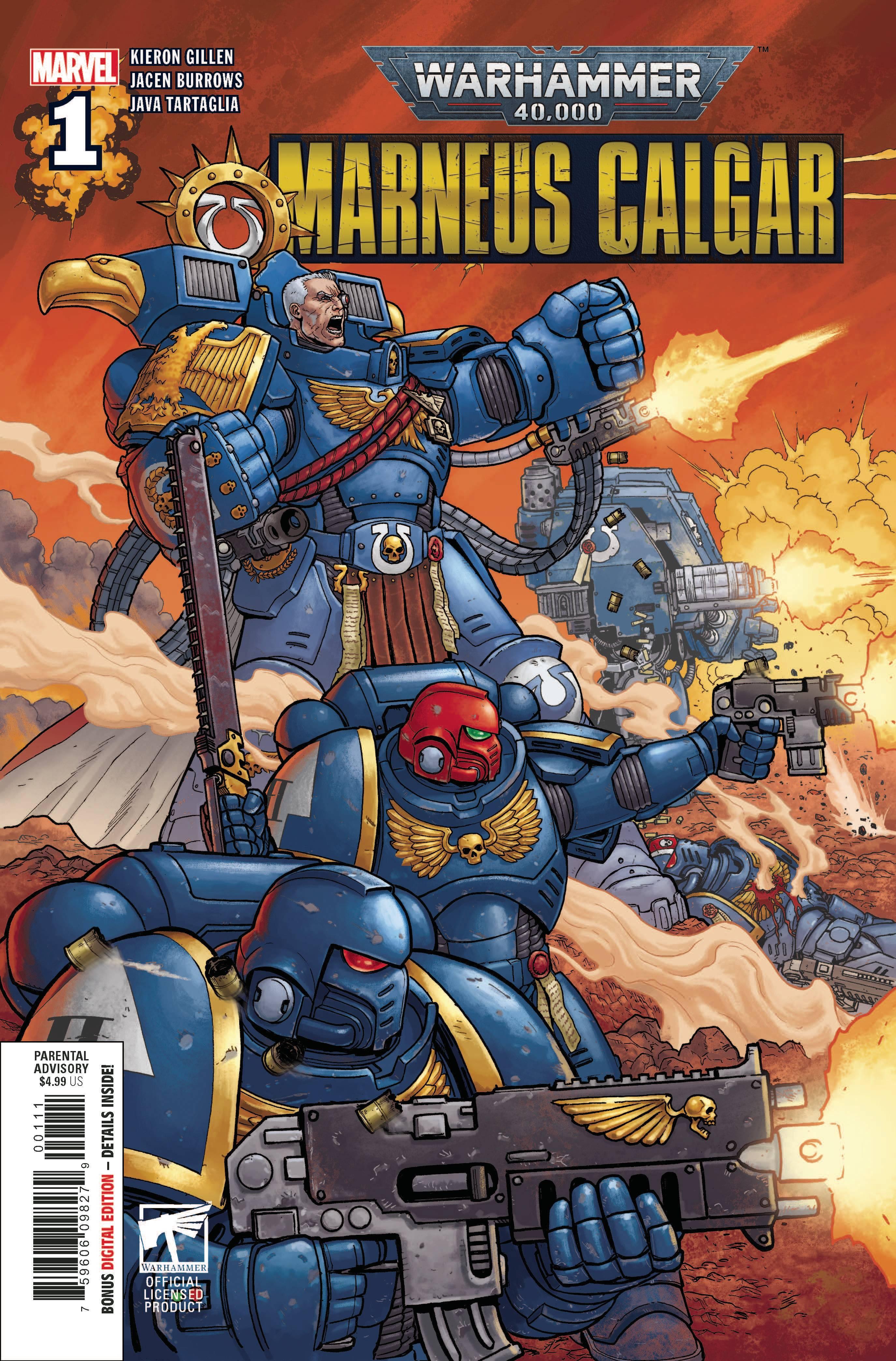 Warhammer 40,000: Marneus Calgar #1 (2020)