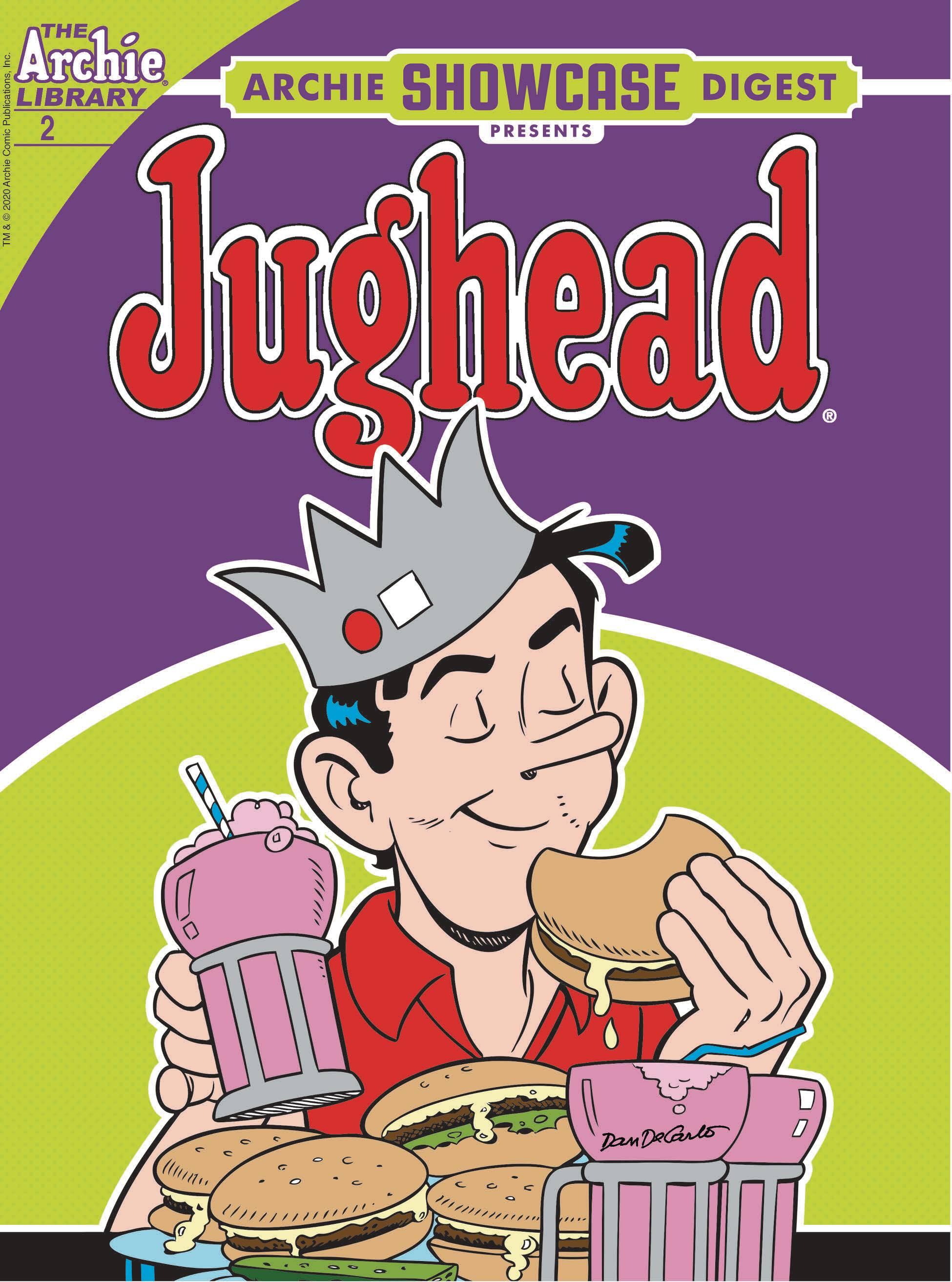 Archie Showcase Digest #2 (2020)