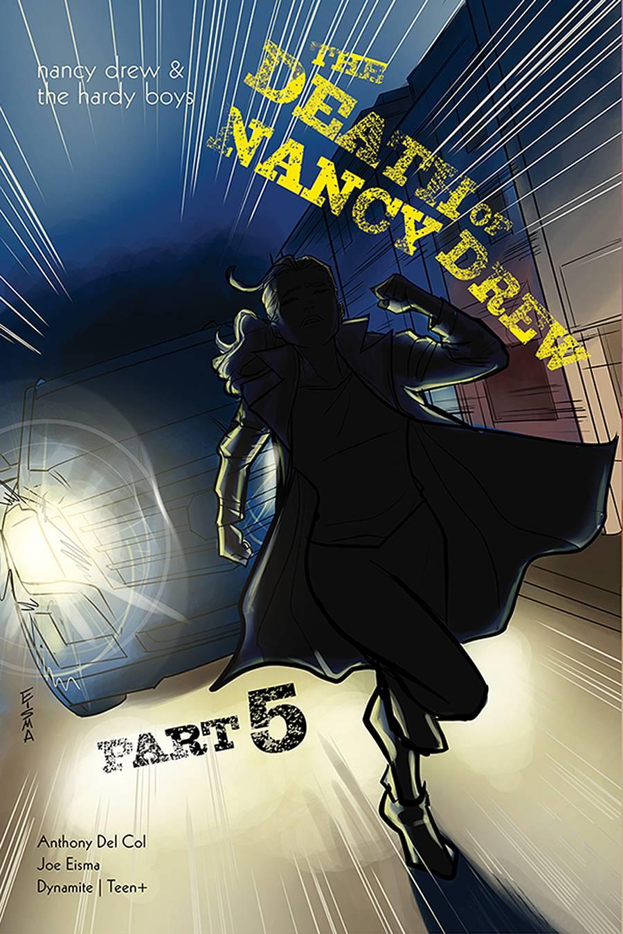 Nancy Drew & The Hardy Boys: The Death Of Nancy Drew #5 (2020)