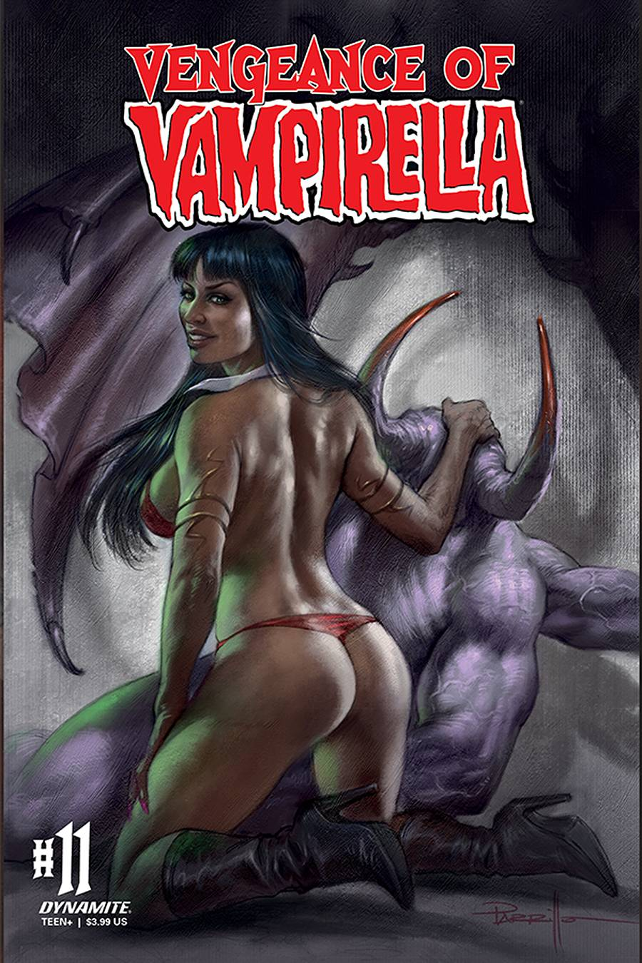 Vengeance Of Vampirella #11 (2020)