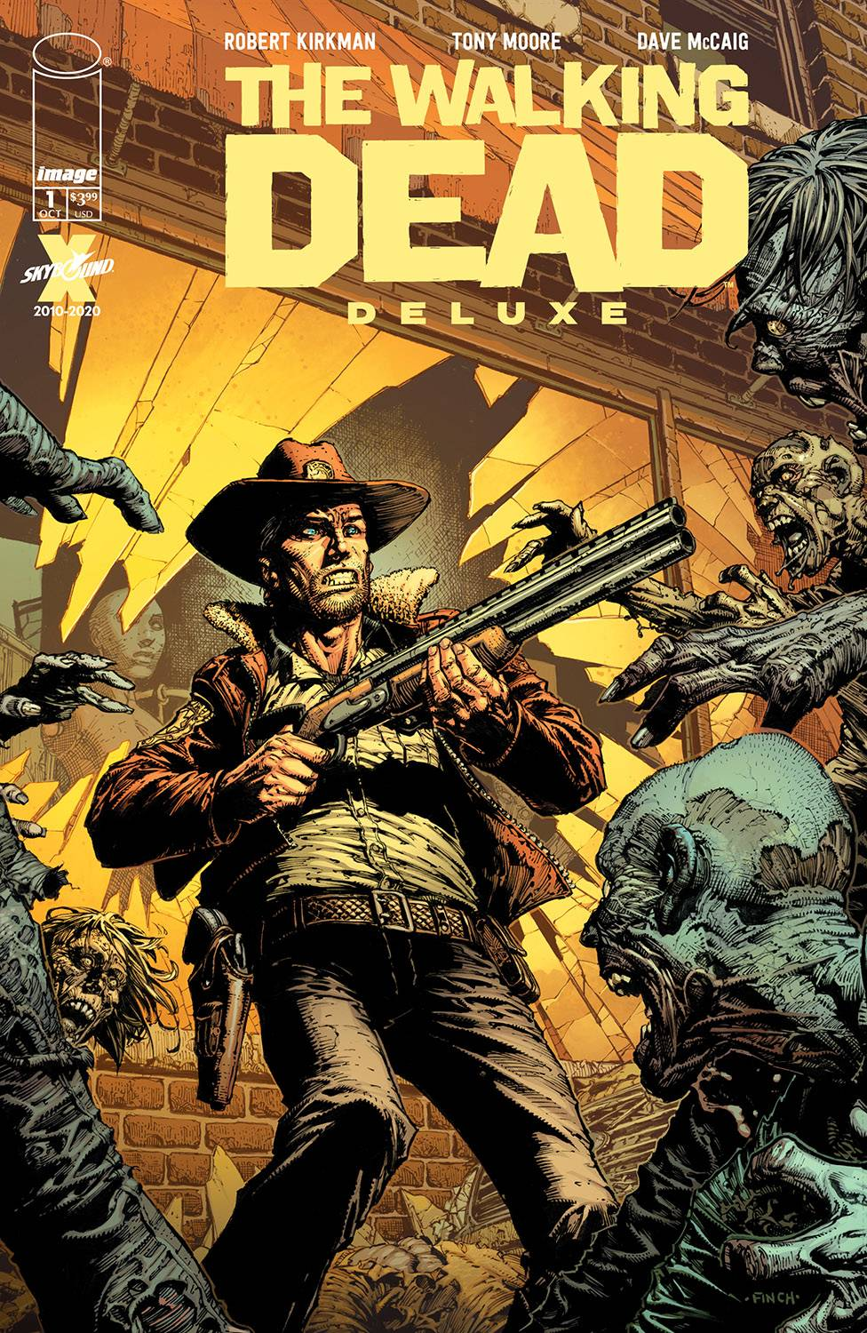 The Walking Dead Deluxe #1 (2020)