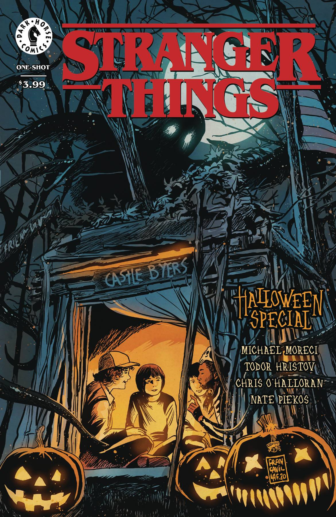 Stranger Things Halloween Special #