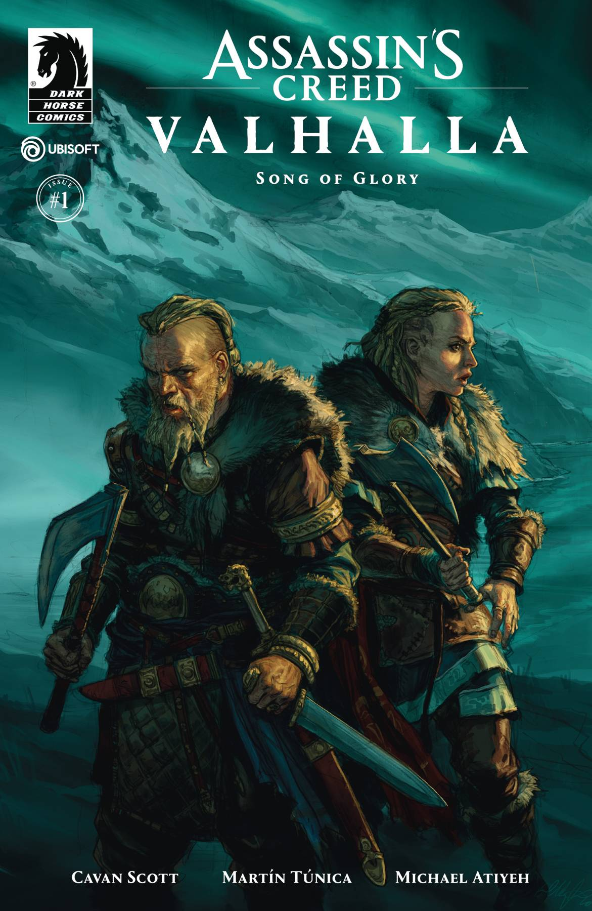 Assassins Creed Valhalla: Song Of Glory #1 (2020)