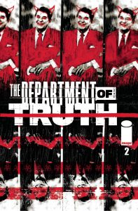 The Department Of Truth #2 (2020)