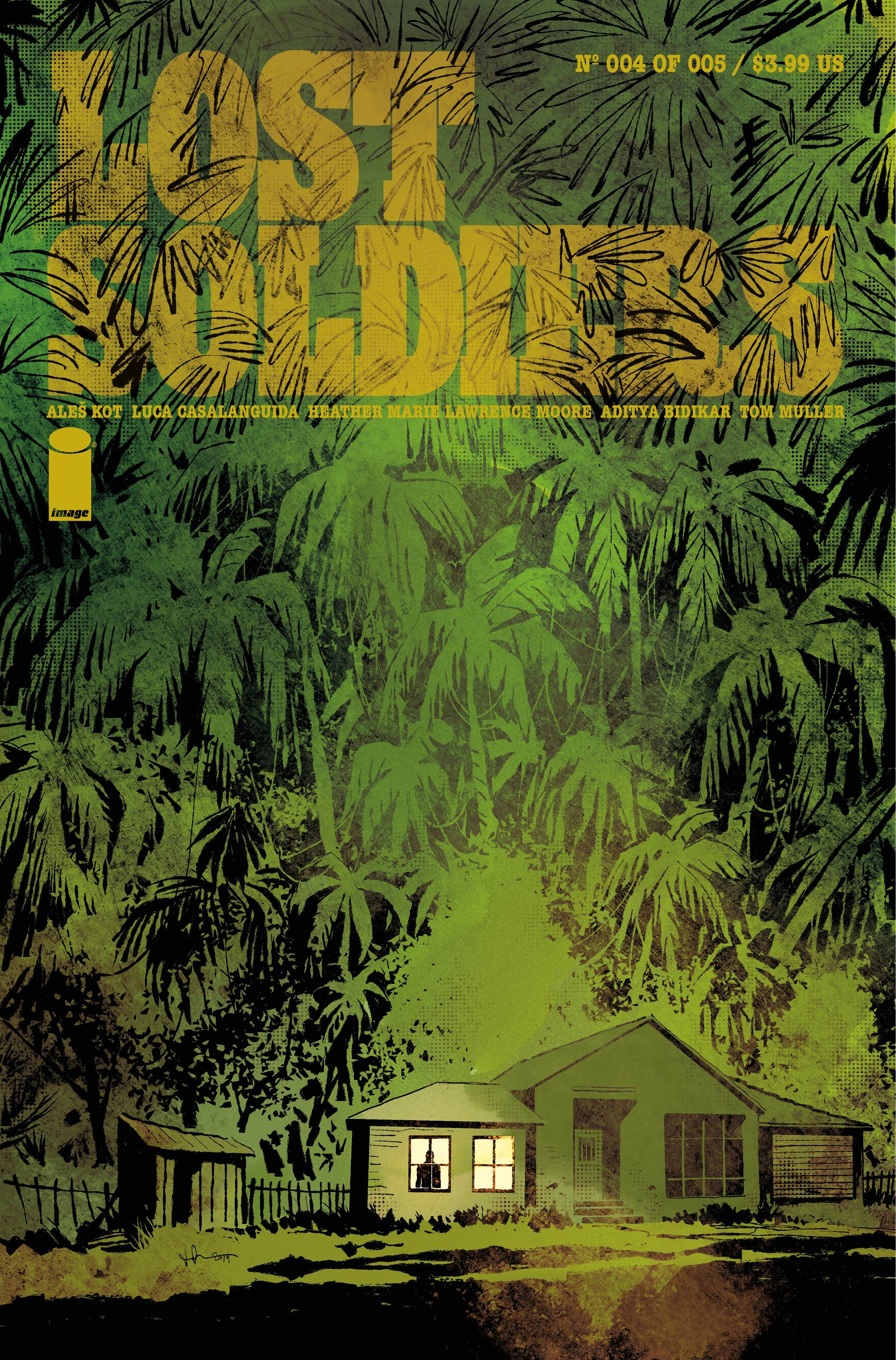 Lost Soldiers #3 (2020)