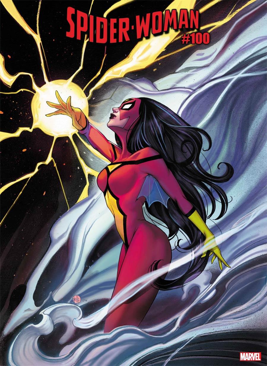 Spider-Woman #5 (2020)