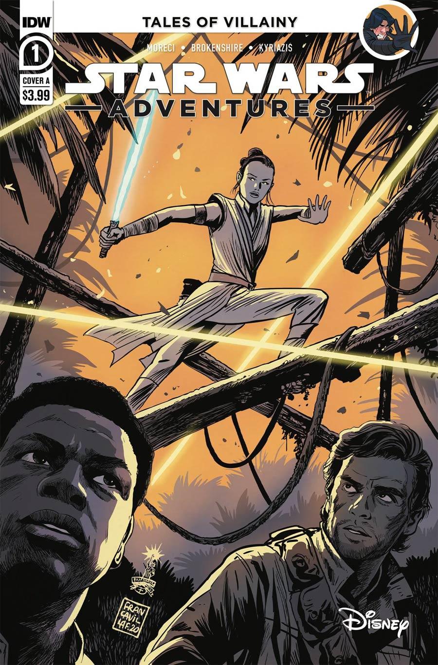 Star Wars Adventures #1 (2020)