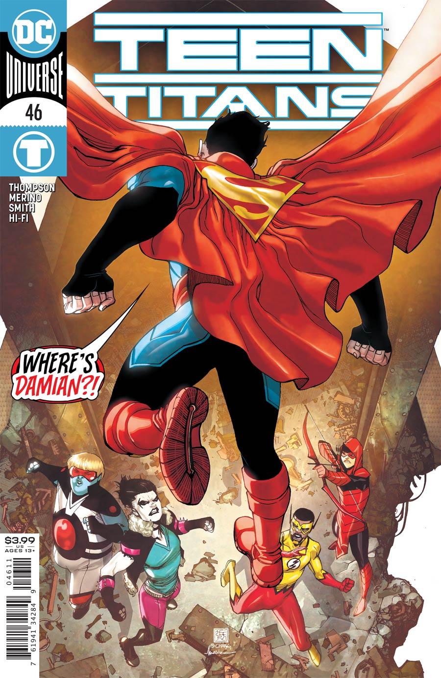 Teen Titans #46