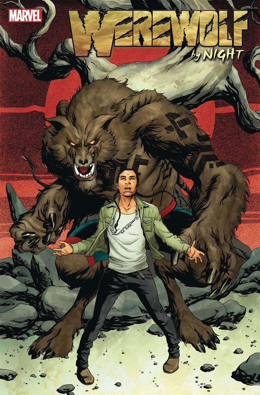 Werewolf By Night #1 (2020)