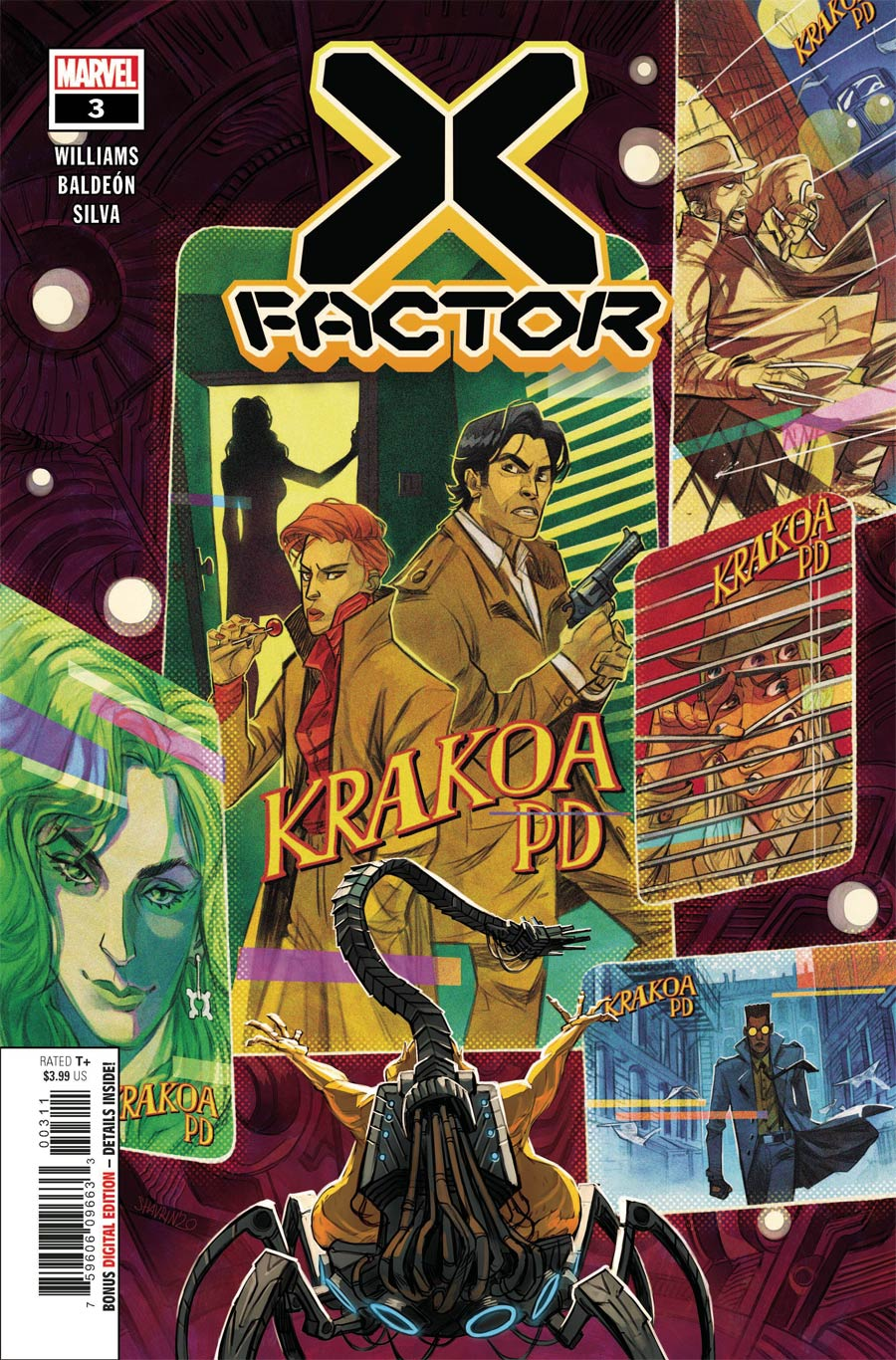 X-Factor #3 (2020)