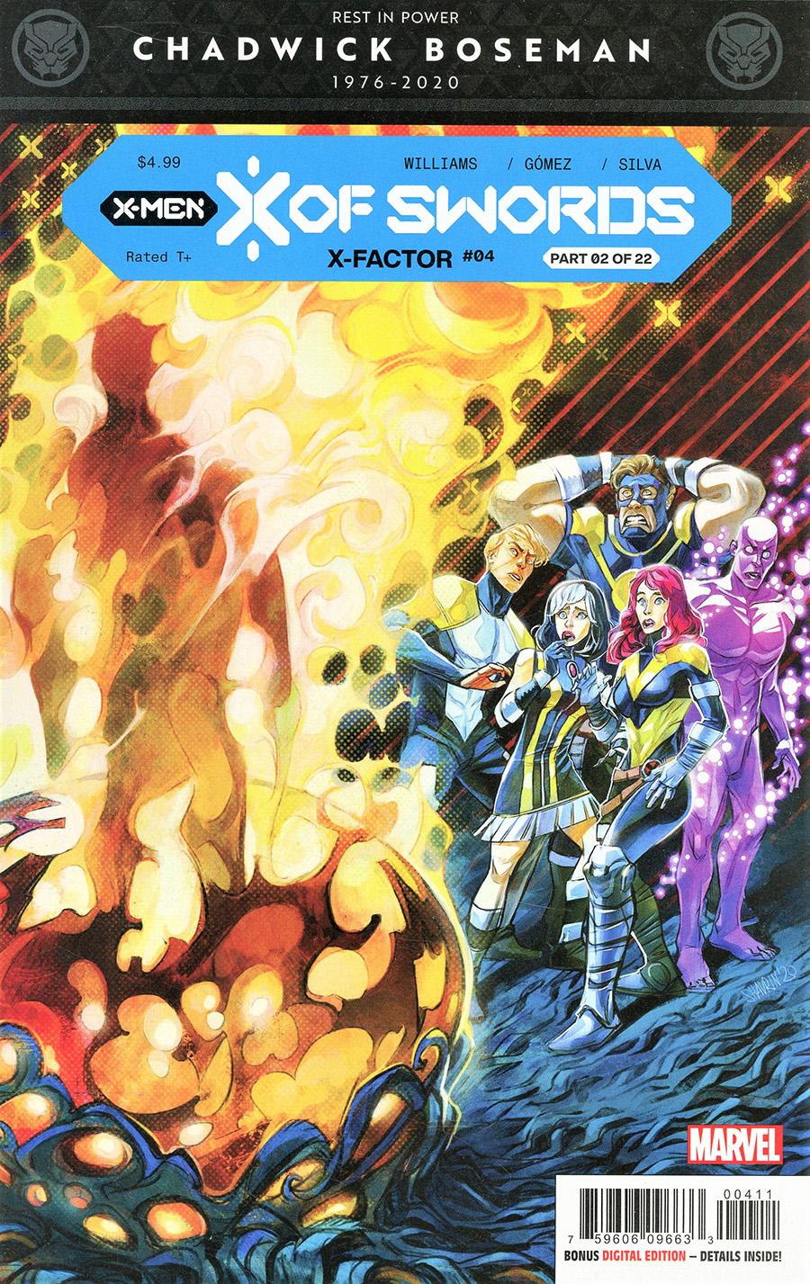 X-Factor #4 (2020)