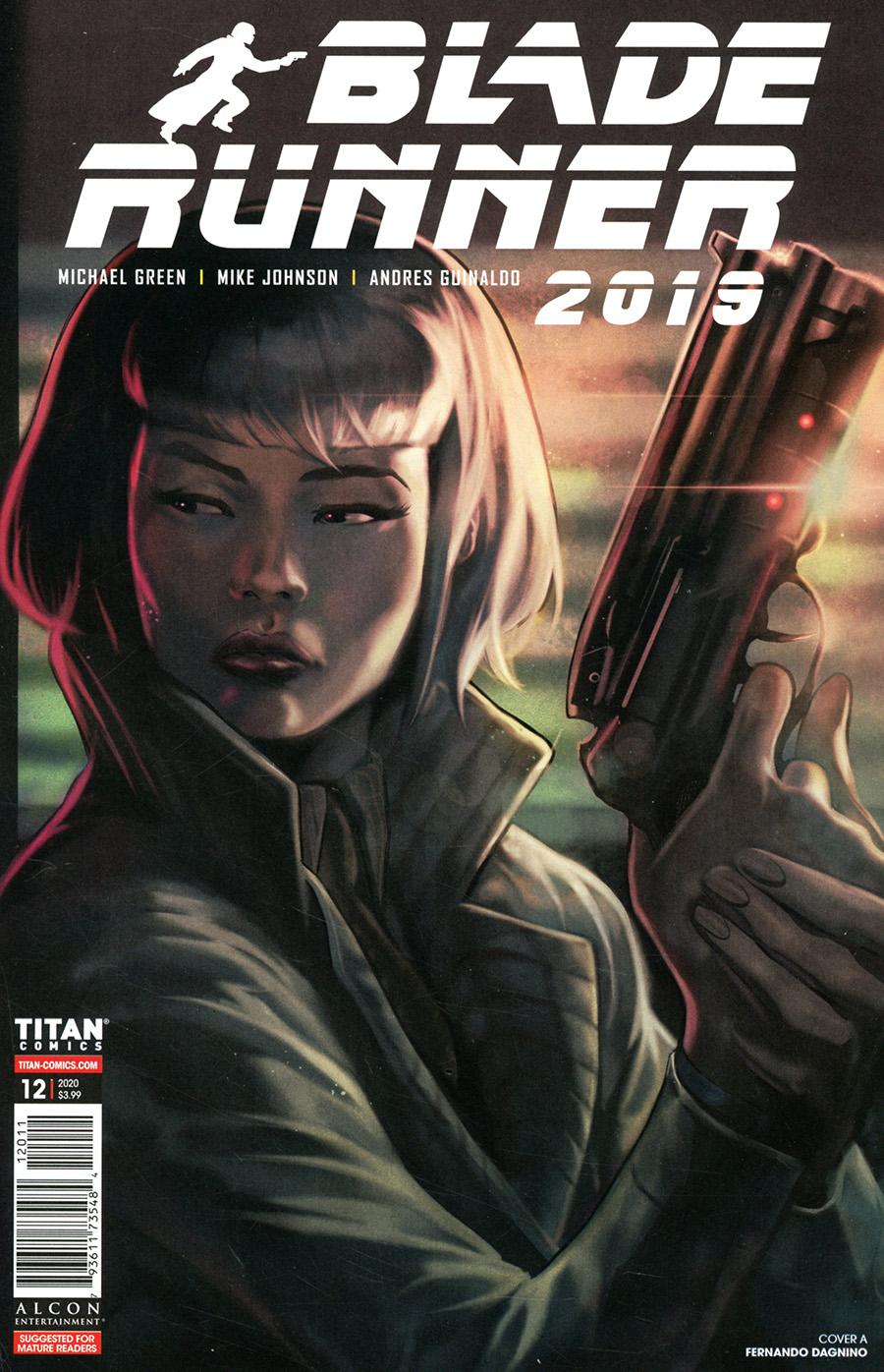Blade Runner 2019 #12 (2020)