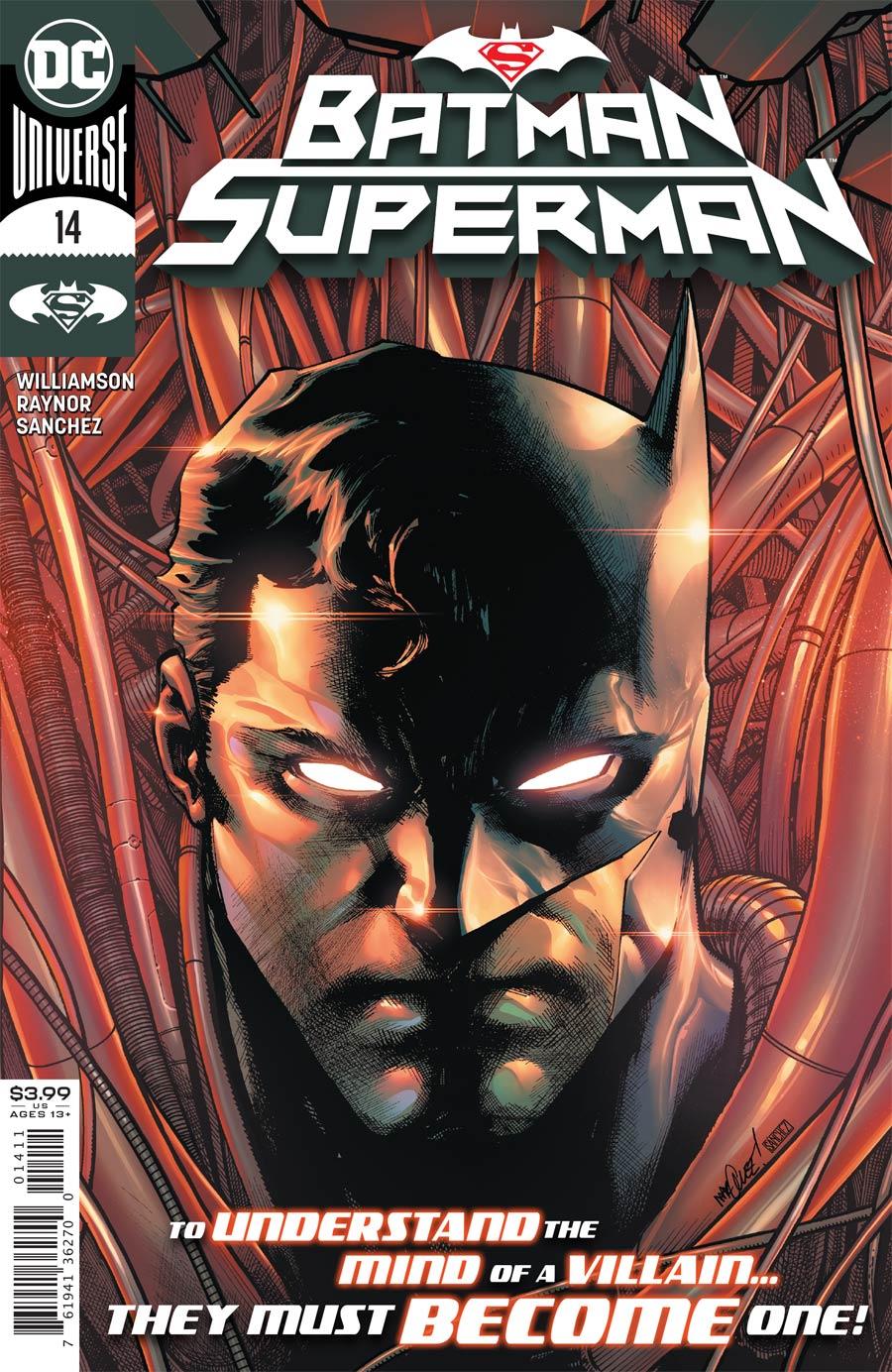 Batman / Superman #14 (2020)