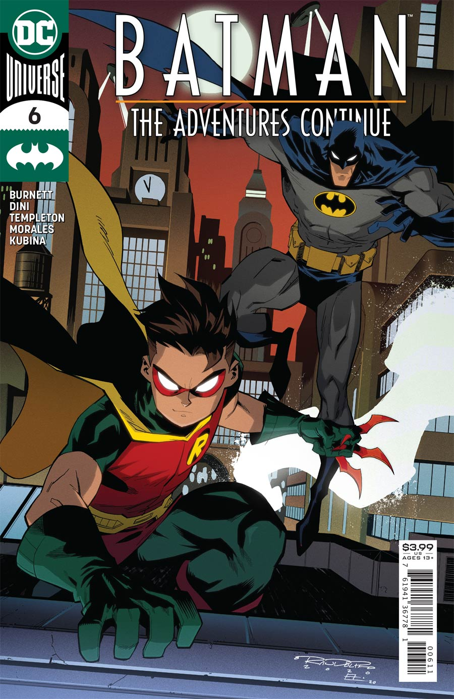 Batman: The Adventures Continue #6 (2020)