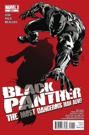 Black Panther: The Most Dangerous Man Alive #523.1 (2011)