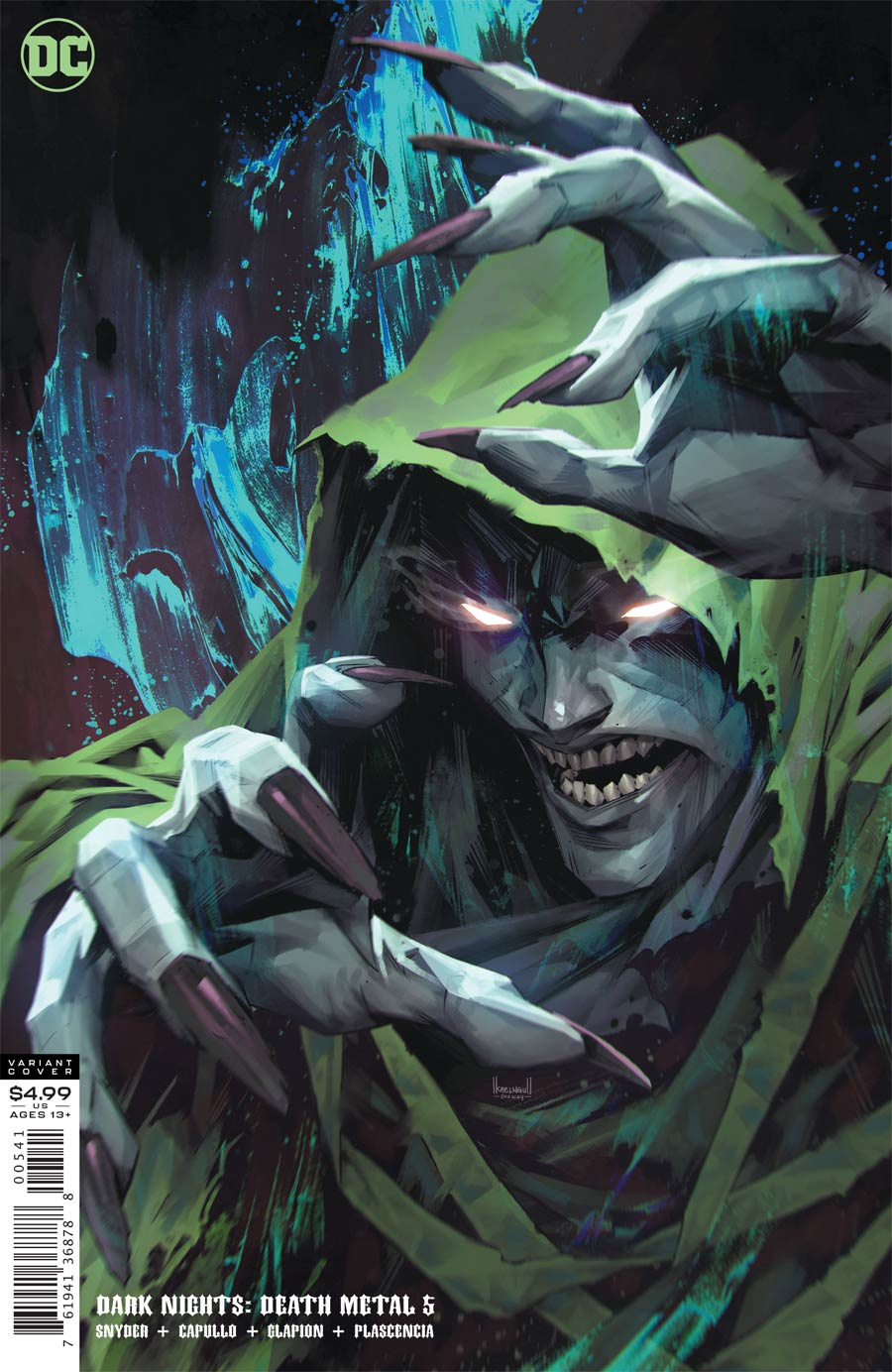 Dark Nights: Death Metal #5 (2020)