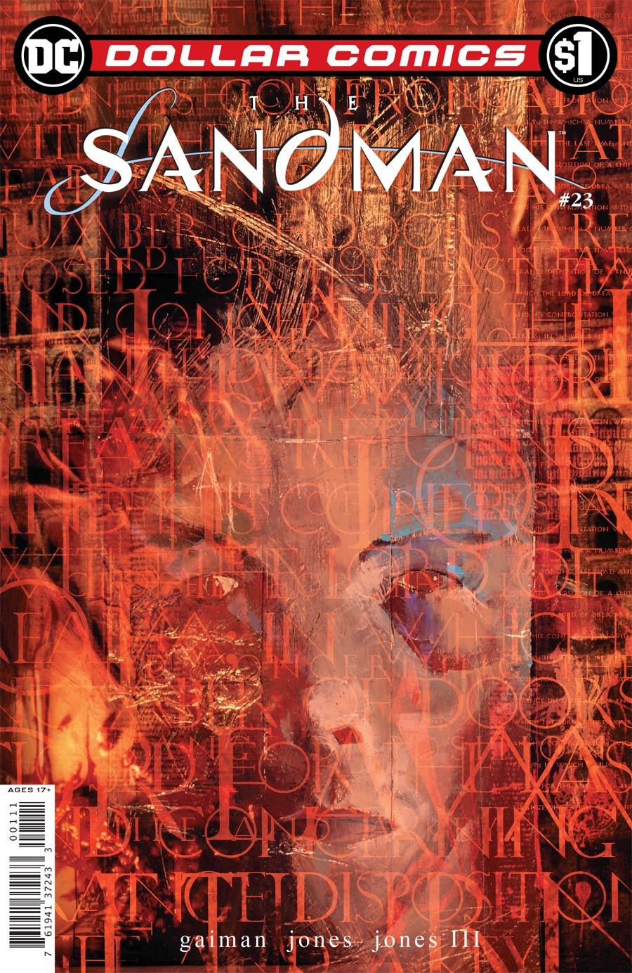 Dollar Comics: The Sandman #23 (2020)