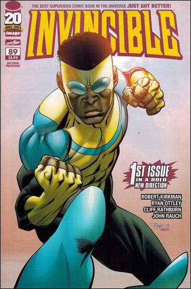 Invincible #89 (2012)