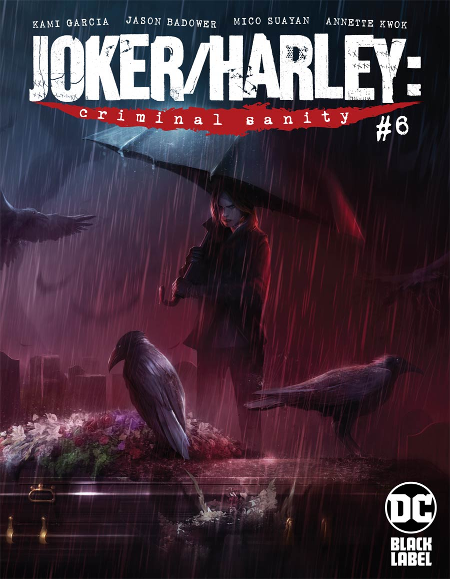 Joker/Harley: Criminal Sanity #6 (2020)